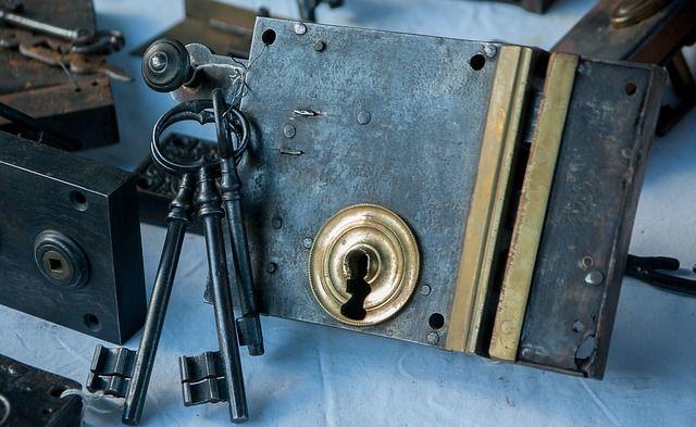 New Key Or lock